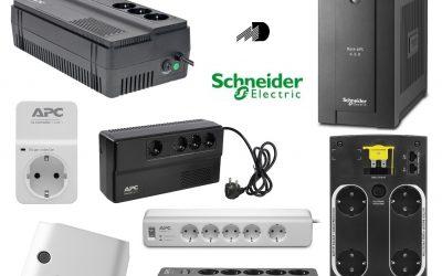 Сигурна защита от Schneider Electric